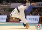 Cyrille Maret (FRA), Kyle Reyes (CAN) - Grand Slam Tokyo (2013, JPN) - © IJF Media Team, International Judo Federation