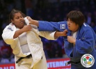 Maria Suelen Altheman (BRA), Kanae Yamabe (JPN) - IJF Grand Slam Moscow (2013, RUS) - © IJF Media Team, International Judo Federation