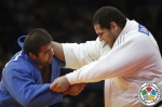 Rafael Silva (BRA), Adam Okruashvili (GEO) - IJF World Masters Tyumen (2013, RUS) - © IJF Media Team, International Judo Federation