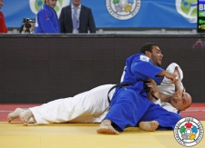 Ruan Isquierdo (BRA) - World Championships Juniors Ljubljana (2013, SLO) - © IJF Media Team, International Judo Federation