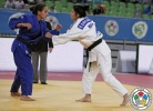 Borislava Damyanova (BUL), Olfa Saoudi (TUN) - World Championships Juniors Ljubljana (2013, SLO) - © IJF Media Team, International Judo Federation