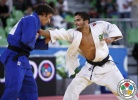 Gabriel Mendes (BRA), Imranbek Gabasov (RUS) - World Championships Juniors Ljubljana (2013, SLO) - © IJF Media Team, International Judo Federation