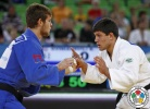 Beka Gviniashvili (GEO), Georgios Malliaropoulos (GRE) - World Junior Team Championships Ljubljana (2013, SLO) - © IJF Media Team, IJF