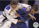 Andreea Chitu (ROU), Mareen Kraeh (GER) - World Championships Rio de Janeiro (2013, BRA) - © IJF Media Team, International Judo Federation