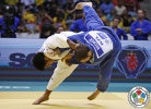 Mark Brewer (NZL), Keita Nagashima (JPN) - World Team Championships Rio de Janeiro (2013, BRA) - © IJF Media Team, International Judo Federation