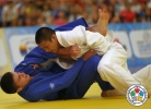 Hifumi Abe (JPN), Koba Mchedlishvili (GEO) - Cadet World Championships Miami (2013, USA) - © IJF Media Team, International Judo Federation