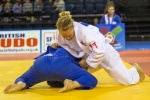 Sally Conway (GBR) - European Open Glasgow (2014, SCO) - © Mike Varey - Elitepix, British Judo Association