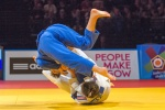 Aurore Urani Climence (FRA) - European Open Glasgow (2014, SCO) - © Mike Varey - Elitepix, British Judo Association