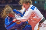 Aurelia Issoumaila (FRA) - European Open Glasgow (2014, SCO) - © Mike Varey - Elitepix, British Judo Association