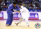 Zebeda Rekhviashvili (GEO) - Grand Prix Budapest (2014, HUN) - © IJF Media Team, International Judo Federation