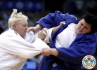 Jasmin Kuelbs (GER), Iryna Kindzerska (AZE) - Grand Prix Budapest (2014, HUN) - © IJF Media Team, International Judo Federation