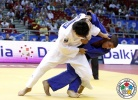 Daiki Nishiyama (JPN), Krisztian Toth (HUN) - Grand Prix Budapest (2014, HUN) - © IJF Media Team, International Judo Federation