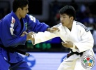 Tumurkhuleg Davaadorj (MGL), Luiz Revite (BRA) - Grand Prix Düsseldorf (2014, GER) - © IJF Media Team, International Judo Federation