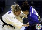 Andreea Chitu (ROU), Jaana Sundberg (FIN) - Grand Prix Düsseldorf (2014, GER) - © IJF Media Team, International Judo Federation