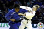 Sally Conway (GBR), Assmaa Niang (MAR) - Grand Prix Düsseldorf (2014, GER) - © IJF Media Team, IJF