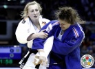 Martyna Trajdos (GER), Anne-Laure Bellard (FRA) - Grand Prix Düsseldorf (2014, GER) - © IJF Media Team, International Judo Federation