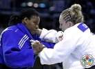 Sally Conway (GBR), Antónia Moreira (ANG) - Grand Prix Düsseldorf (2014, GER) - © IJF Media Team, International Judo Federation