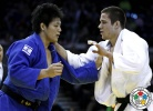 Ciril Grossklaus (SUI), Daiki Nishiyama (JPN) - Grand Prix Düsseldorf (2014, GER) - © IJF Media Team, International Judo Federation