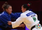 Yalennis Castillo (CUB), Anastasiya Dmitrieva (RUS) - Grand Prix Havana (2014, CUB) - © IJF Media Team, International Judo Federation