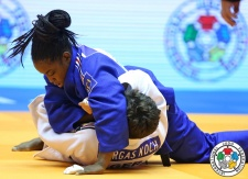 Gévrise Emane (FRA) - Grand Prix Jeju (2014, KOR) - © IJF Media Team, International Judo Federation