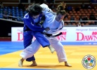Andreea Chitu (ROU), Ai Shishime (JPN) - Grand Prix Jeju (2014, KOR) - © IJF Media Team, International Judo Federation