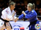 Melanie Clement (FRA), Shira Rishony (ISR) - Grand Prix Jeju (2014, KOR) - © IJF Media Team, International Judo Federation