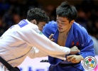 Ashley McKenzie (GBR), Kherlen Ganbold (MGL) - Grand Prix Jeju (2014, KOR) - © IJF Media Team, International Judo Federation