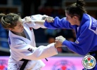 Stéfanie Tremblay (CAN), Vlora Bedeti (SLO) - Grand Prix Jeju (2014, KOR) - © IJF Media Team, IJF