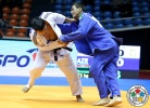 Odbayar Ganbaatar (MGL), Rustam Orujov (AZE) - Grand Prix Jeju (2014, KOR) - © IJF Media Team, International Judo Federation