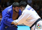 Temuulen Battulga (MGL), Vladut Simionescu (ROU) - Grand Prix Jeju (2014, KOR) - © IJF Media Team, International Judo Federation