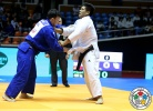 Gu-Ham Cho (KOR), Tuvshinbayar Naidan (MGL) - Grand Prix Jeju (2014, KOR) - © IJF Media Team, International Judo Federation