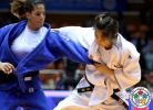 Mi-Young Choi (KOR), Sarah Myriam Mazouz (GAB) - Grand Prix Jeju (2014, KOR) - © IJF Media Team, International Judo Federation
