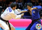 DongHan Gwak (KOR), Mammadali Mehdiyev (AZE) - Grand Prix Jeju (2014, KOR) - © IJF Media Team, International Judo Federation