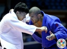 Kyle Reyes (CAN), Toma Nikiforov (BEL) - Grand Prix Jeju (2014, KOR) - © IJF Media Team, International Judo Federation
