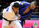 Jong-Hoon Won (KOR), Dimitri Peters (GER) - Grand Prix Jeju (2014, KOR) - © IJF Media Team, International Judo Federation