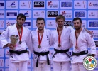 Vincent Limare (FRA), Hovhannes Davtyan (ARM), Ludwig Paischer (AUT), Robert Mshvidobadze (RUS) - Grand Prix Qingdao (2014, CHN) - © IJF Media Team, International Judo Federation