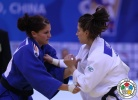 Johanna Mueller (GER), Jovana Rogic (SRB) - Grand Prix Qingdao (2014, CHN) - © IJF Media Team, International Judo Federation