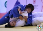 Nami Inamori (JPN), Ksenia Chibisova (RUS) - Grand Prix Qingdao (2014, CHN) - © IJF Media Team, International Judo Federation