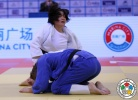 Kyong Sol (PRK) - Grand Prix Qingdao (2014, CHN) - © IJF Media Team, International Judo Federation