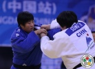 Song Yu (CHN), Rui Wang (CHN) - Grand Prix Qingdao (2014, CHN) - © IJF Media Team, International Judo Federation
