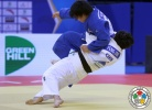 Mami Umeki (JPN), Feng Zhu (CHN) - Grand Prix Qingdao (2014, CHN) - © IJF Media Team, International Judo Federation