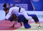 Jovana Rogic (SRB), Sanne Verhagen (NED) - Grand Prix Qingdao (2014, CHN) - © IJF Media Team, International Judo Federation