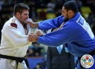 Barna Bor (HUN), Islam El Shehaby (EGY) - Grand Prix Tashkent (2014, UZB) - © IJF Media Team, International Judo Federation