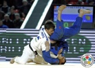Batgerel Battsetseg (MGL) - Grand Prix Tbilisi (2014, GEO) - © IJF Media Team, International Judo Federation