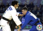 Zebeda Rekhviashvili (GEO), Victor Scvortov (UAE) - Grand Prix Tbilisi (2014, GEO) - © IJF Media Team, International Judo Federation