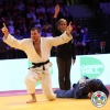 Dzmitry Shershan (BLR) - Grand Slam Abu Dhabi (2014, UAE) - © IJF Media Team, International Judo Federation