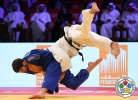 Cyrille Maret (FRA) - Grand Slam Abu Dhabi (2014, UAE) - © IJF Media Team, International Judo Federation