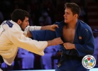 Mammadali Mehdiyev (AZE), Ciril Grossklaus (SUI) - Grand Slam Abu Dhabi (2014, UAE) - © IJF Media Team, International Judo Federation