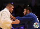 Daniel Natea (ROU), Vladut Simionescu (ROU) - Grand Slam Abu Dhabi (2014, UAE) - © IJF Media Team, International Judo Federation