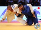 Toma Nikiforov (BEL), Cyrille Maret (FRA) - Grand Slam Abu Dhabi (2014, UAE) - © IJF Media Team, International Judo Federation